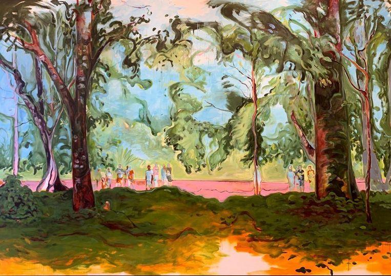 null Beeld Galerie Ron Mandos