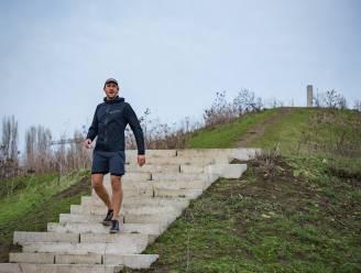"""Gianni loopt negen halve marathons voor het goede doel: """"Een extra motivatie om niet op te geven"""""""