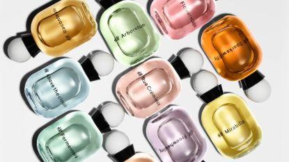 H&M lanceert een collectie van 25 betaalbare parfums