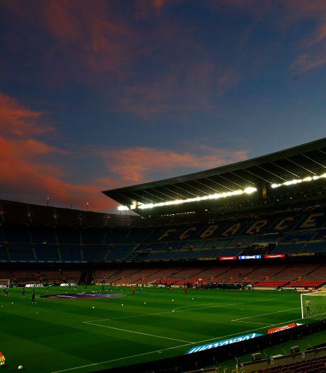 Voetbal vandaag   Deze duels staan op het programma in de Europese topcompetities