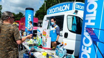 Decathlon komt met Decamobiel ook naar markten van Boom en Kontich