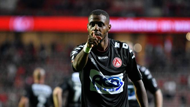 """Faïz Selemani andermaal van goudwaarde voor KV Kortrijk, maar twijfelt over toekomst : """"In voetbal kan het snel gaan"""""""