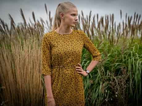 Elite-winnares Nynke (17) uit Gendt gaat vol voor modellencarrière: 'Versace is een droom'