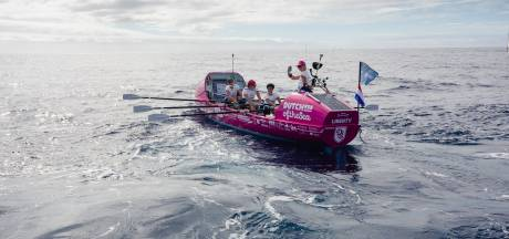 Deze vier vrouwen roeiden de zwaarste race ter wereld: 'Midden op de oceaan hield ik op. Ik zag een stoplicht'