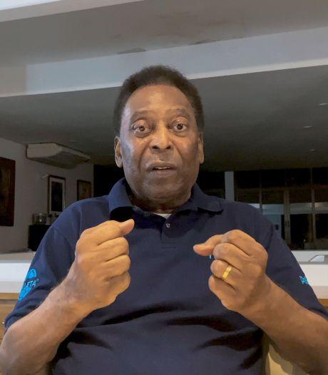 Voetbalicoon Pelé verlaat voor de tweede keer intensive care: 'Vrienden, ik lach nog iedere dag'