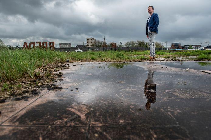 Pix4Profs-Ron Magielse patrick van 't loo is projectleider 't zoet, het voormalige csm terrein.