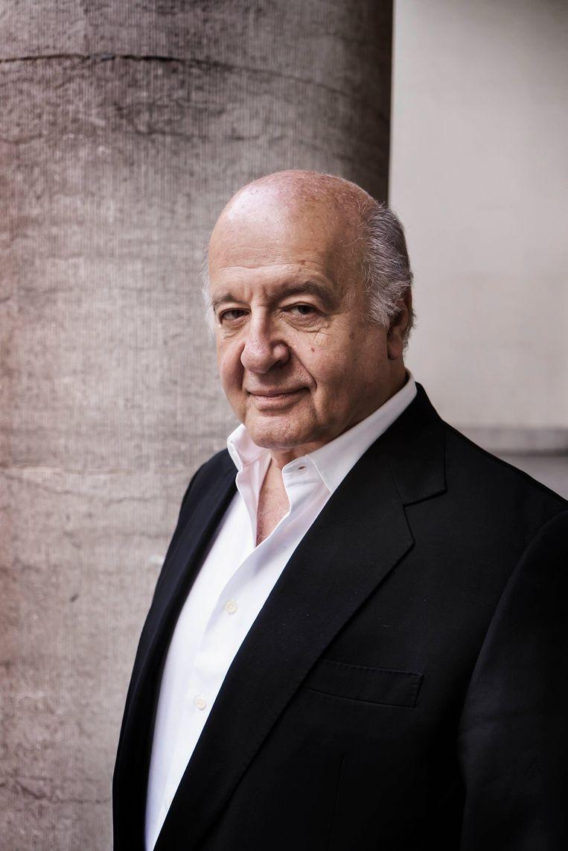 Ontwikkelingdseconoom Hernando de Soto. Beeld Eric de Mildt