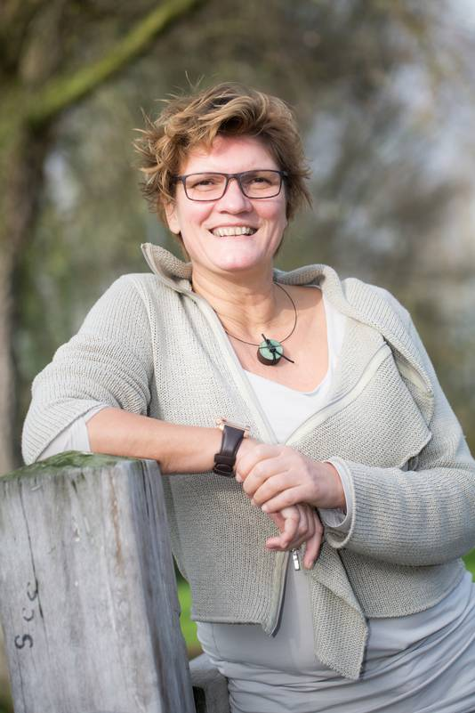 """Franca van den Kerkhof: ,,Veel mensen twijfelen over thuis of buitenshuis opbaren, dit is een mooie middenweg."""""""