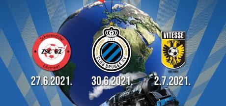 Schouws elftal opgetrommeld voor duel met Lokomotiv Zagreb