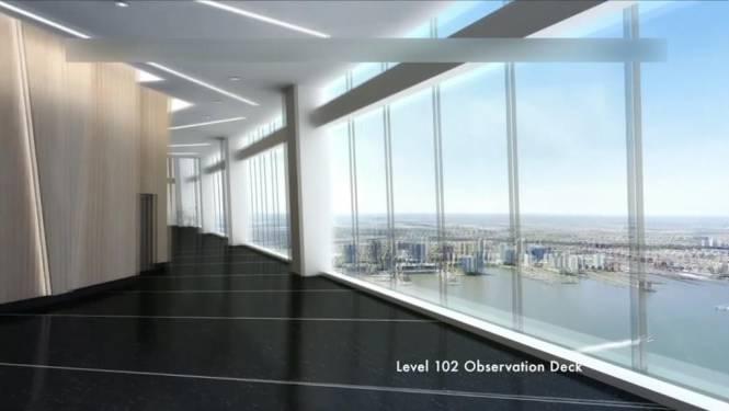 Wandel eens rond in nieuwe WTC