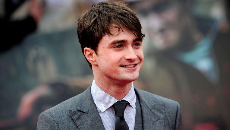 De rol van Harry Potter was bijna aan de neus van Daniel Radcliffe voorbij gegaan. Beeld AFP
