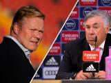 Ancelotti over Koeman: 'Hij heeft er alles aan gedaan'