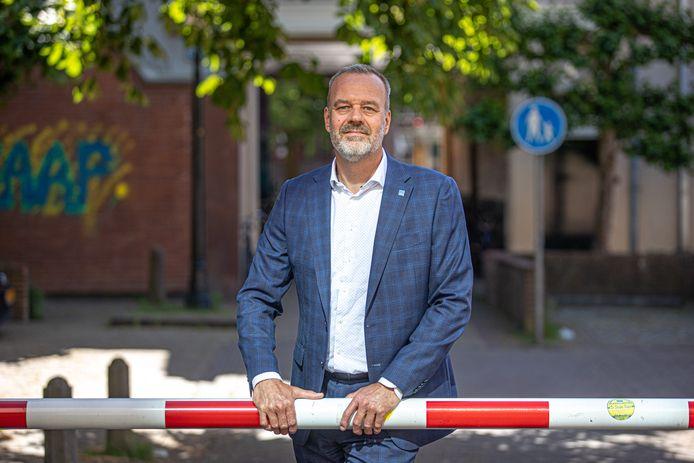 Wethouder Klaas Sloots van Zwolle wordt burgemeester in Stadskanaal.