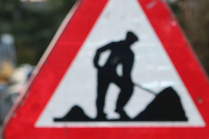 De Beauduinstraat is volgende week afgesloten voor werken.