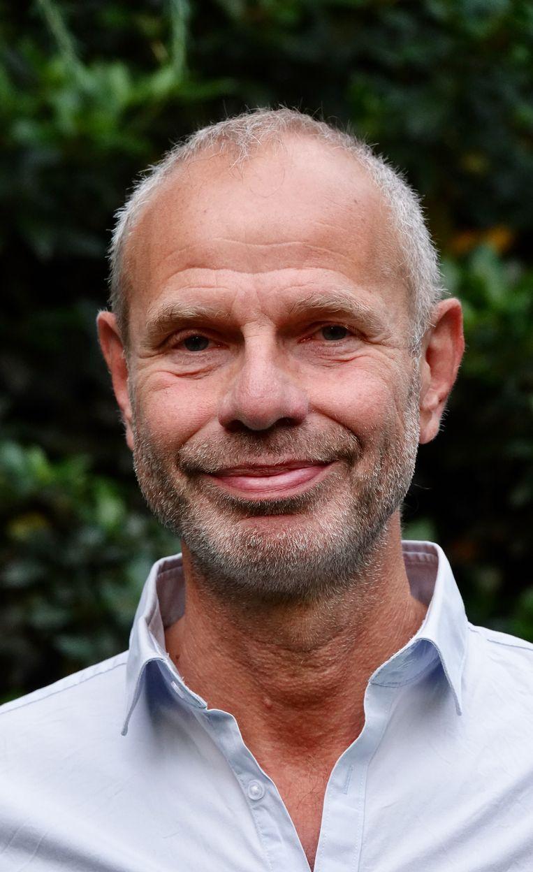 Jan Willem Erisman, hoogleraar duurzaamheid en milieu aan de Universiteit Leiden. Beeld