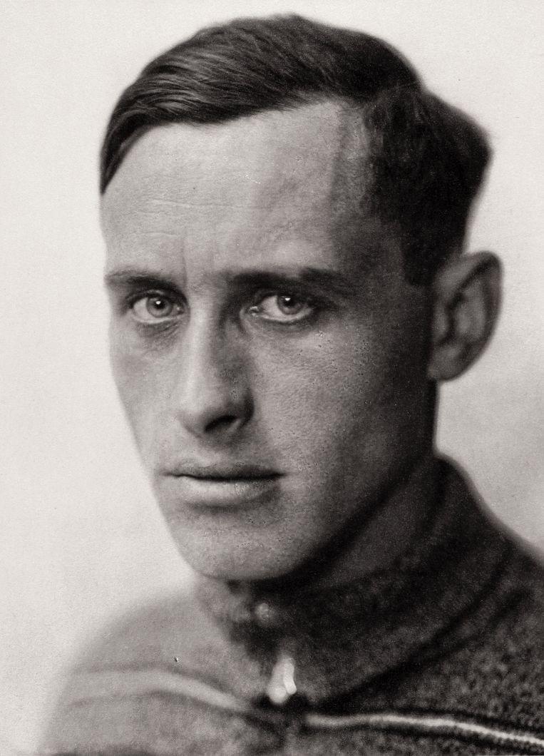 Jef Last in 1930. Beeld Hollandse Hoogte / Nederlands Fotomuseum