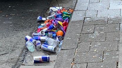 """Overpoort geteisterd door lachgasverkopers: """"Nederlanders vragen om 2 vierkante meter café af te huren om daar handeltje op te zetten"""""""