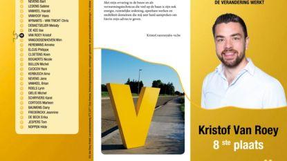 Folder Kortenbergse N-VA-kandidaat belandt massaal in Haachtse brievenbussen