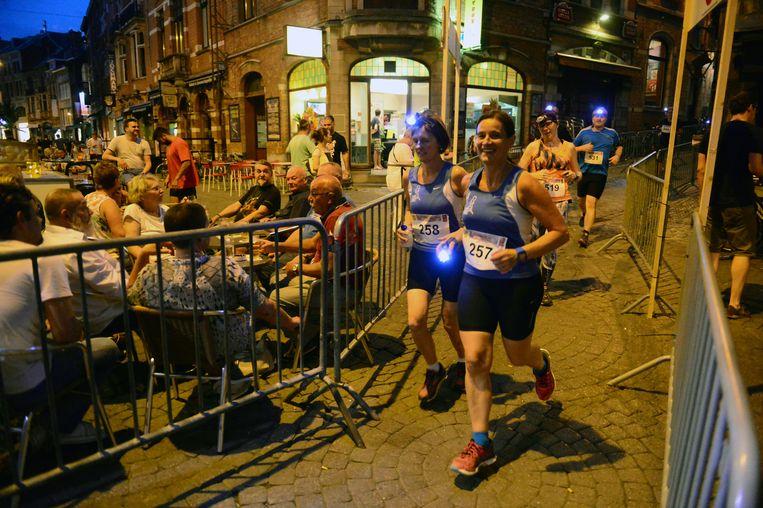 Met de Leuven Night Run eindigde de stad Leuven in de top drie.
