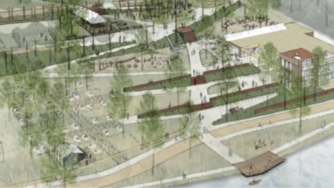 """Eerste ontwerp Masterplan Zoet Water toont indrukwekkende metamorfose: """"Voor alle generaties iets bieden"""""""