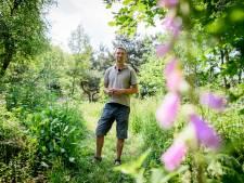 Leven van het voedselbos: Martijn uit Beckum kan het, als eerste en enige in Overijssel