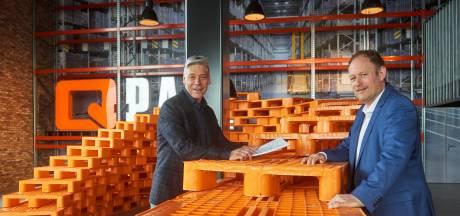 Q-Pall maakte al 25 miljoen pallets van gebruikt kunststof en droomt om meer te doen met plastic soup