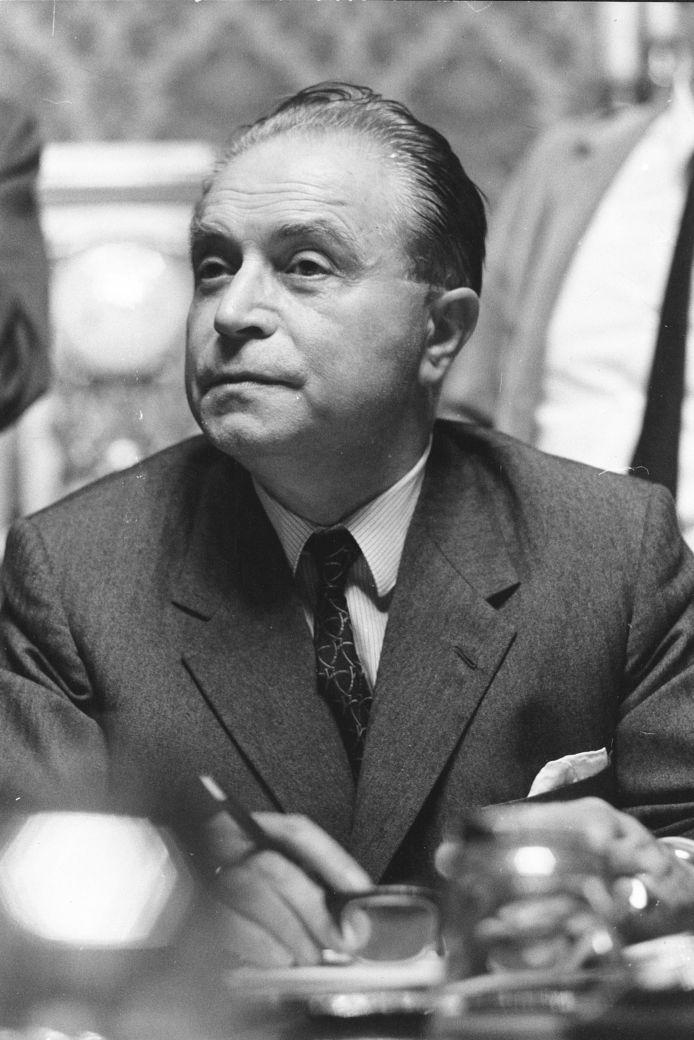 Gaston Eyskens leidde van 26 juni 1958 tot 6 november 1958 de misschien wel bekendste minderheidsregering in de Belgische geschiedenis.