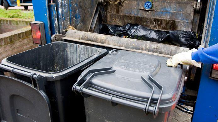 Vooral de afvalstoffenheffing is duurder geworden in gemeenten.