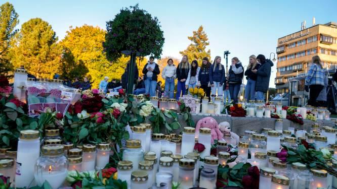 Noors stadje Kongsberg staat stil bij moorden