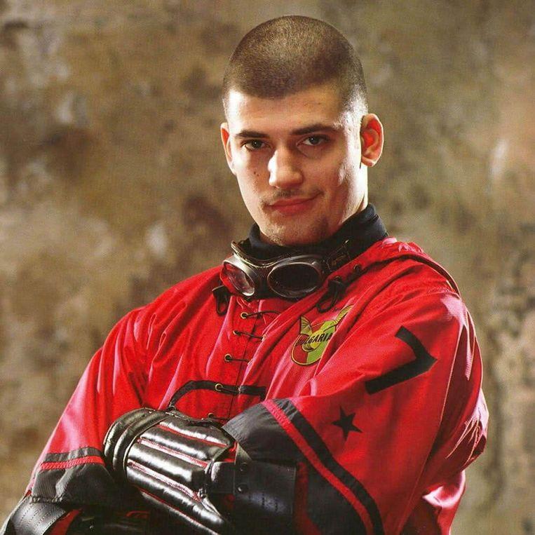 Stanislav Yanevski, beter gekend als Viktor Krum uit de Harry Potter-film De Vuurbeker.