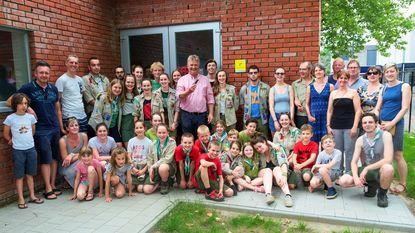 Scoutslokaal erkend als jeugdverblijfcentrum