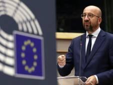 Charles Michel propose un budget européen à 1.074 milliards d'euros