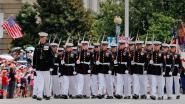 Trump krijgt zijn militaire parade in Washington (maar zonder rijdende tanks)
