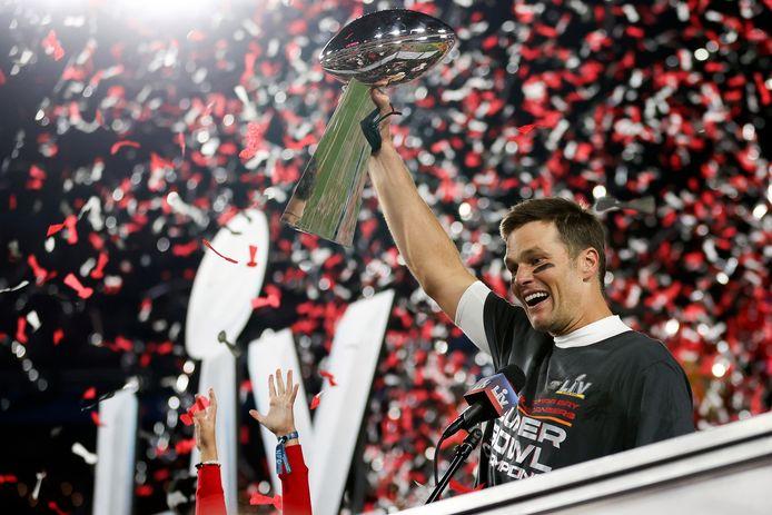 Le légendaire Tom Brady a remporté un nouveau Super Bowl.