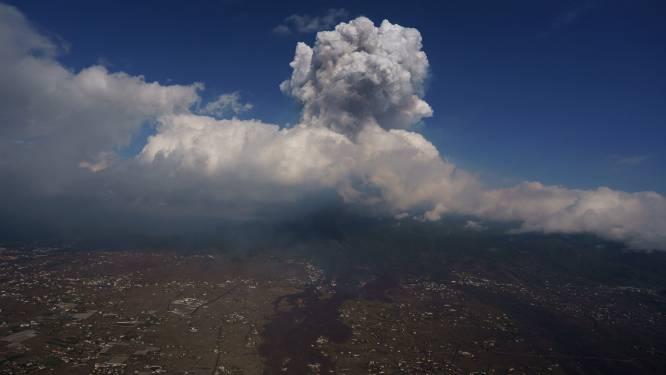 Lavastroom op La Palma stilgevallen, maar vulkaan blijft gevaarlijk spuwen