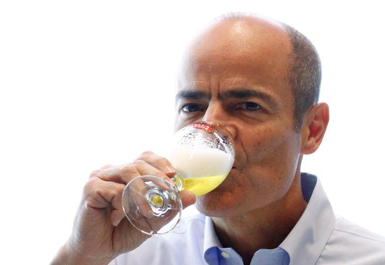 Carlos Brito was 15 jaar lang CEO van AB Inbev. Beeld REUTERS