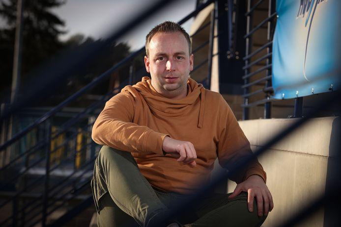 Kevin Czornyj is klaar voor het grotere werk en wordt T1 van 'Jong Eendracht'.