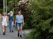 De hele week wandelen voor KWF; Hermien Smits uit Valkenswaard loopt tóch 80 kilometer