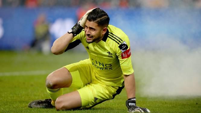 Belgische voetbalsupporters maken het wel vaker te bont