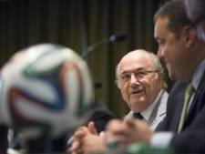 Blatter: Geen discussie over WK in Rusland