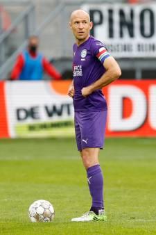 Robben kan FC Groningen niet aan finale play-offs helpen na wereldgoal Gustafson
