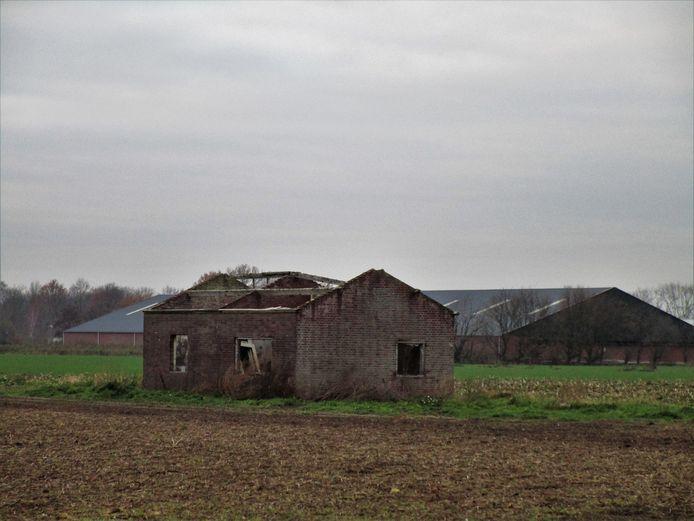 Wehrmachtshuisje in Someren-Heide