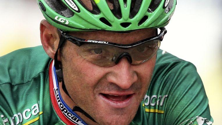 Thomas Voeckler pakte vorig jaar de eindzege in de Vierdaagse van Duinkerke. Beeld REUTERS