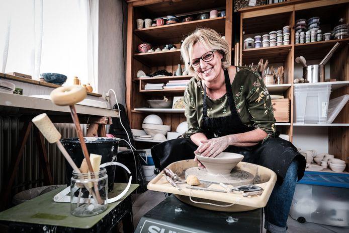 Annette Westerveld is keramiste