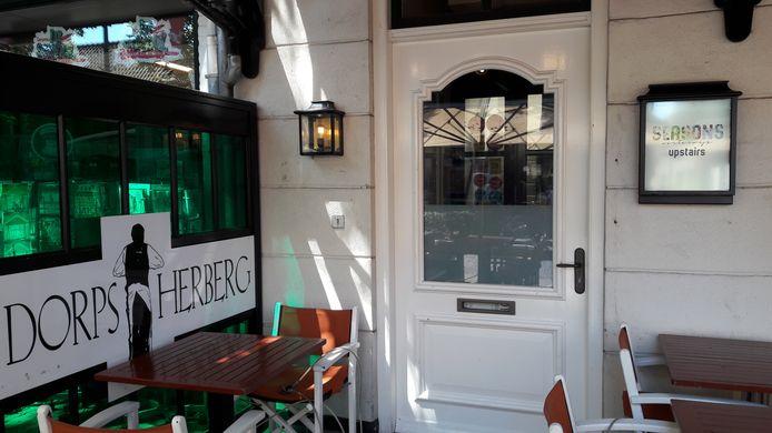 De Dorpsherberg en Seasons zijn samen thuis aan de Dorpsstraat.