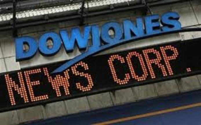 Volgens Dow Jones was het geen grap van hackers.