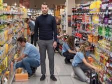 'Slaagkans vergroot door te werken bij een supermarkt'