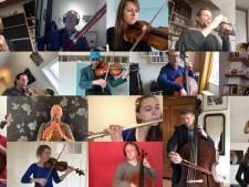 Musici van 'Philharmonisch' steken hart onder de riem met bijzonder videoconcert