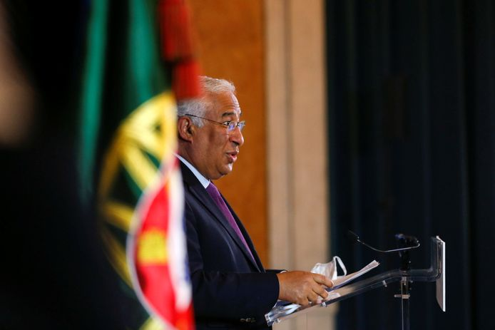 Le Premier ministre Antonio Costa.
