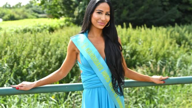 """Ze ontvluchtte het vrouwonvriendelijke regime in Iran, nu wil Parna (23) Miss België worden: """"Mijn mama is mijn grote voorbeeld"""""""